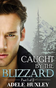 Caught by the Blizzard by Adele Huxley