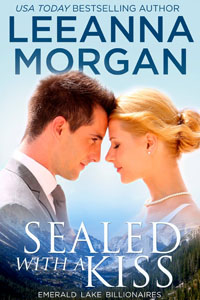 Sealed With A Kiss by Leann Morgan